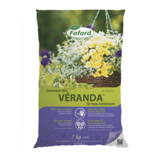 Fafard Veranda Potting Soil