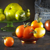 Organic Heirloom Tomato (Vicki's Veggies)