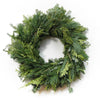 Fraser mixed wreath