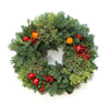 Royal Fruit Wreath