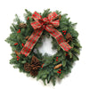 Decorated wreath 2