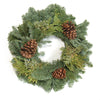 Fully Decorated Wreath
