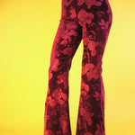 Rose Bell Bottoms
