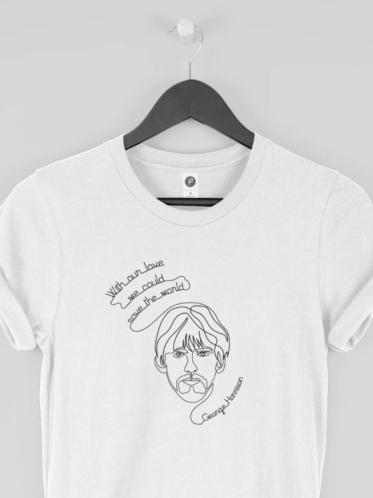 George Harrison t Shirt