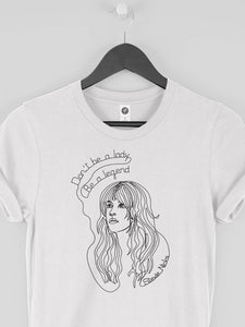 Unisex Stevie Nicks T-Shirt