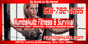Numbskullz Fitness & Survival