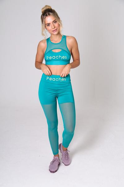 Peaches Sportswear - Active Scrunchbum Leggings - Available in 5 Colors