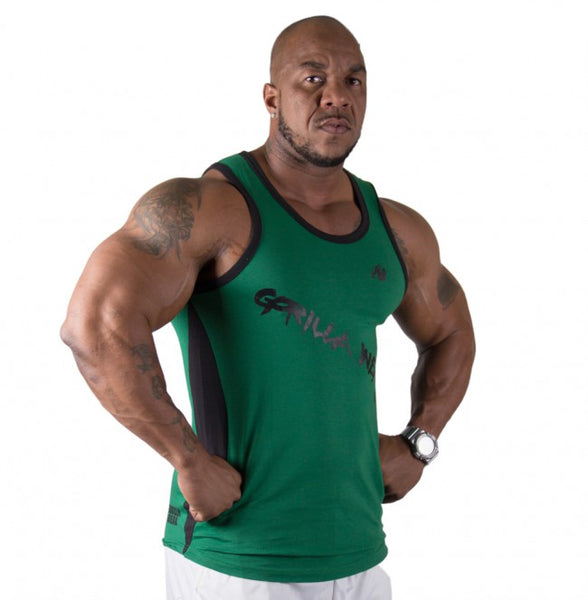 Gorilla Wear - Stretch Tank Top - Green