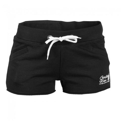Gorilla Wear - New Jersey Sweat Shorts - Black
