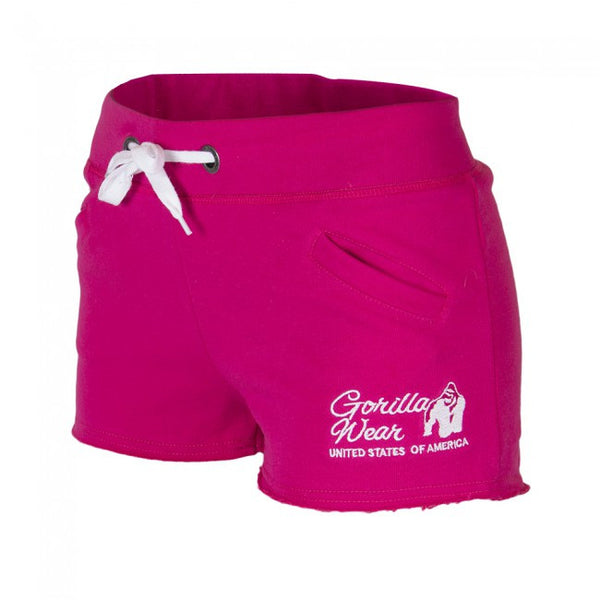 Gorilla Wear New Jersey Sweat Shorts - Pink