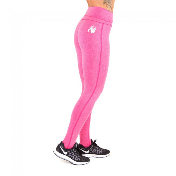 Gorilla Wear Annapolis Work Out Leggings - Pink