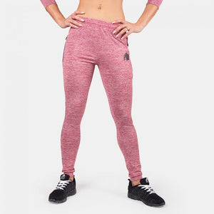 Gorilla Wear - Shawnee Joggers - Mixed Red