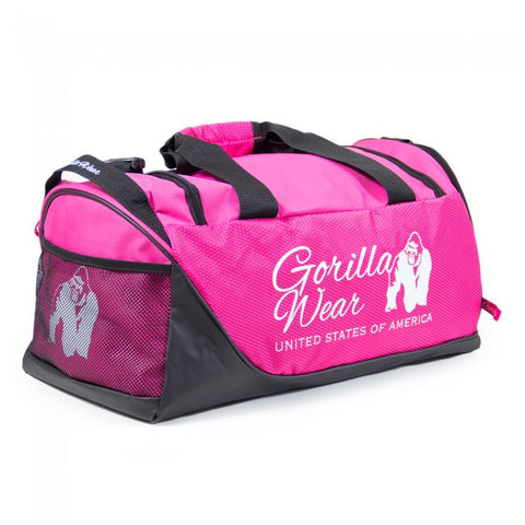 Women's Gorilla Wear Santa Rosa Gym Bag - Pink/Black