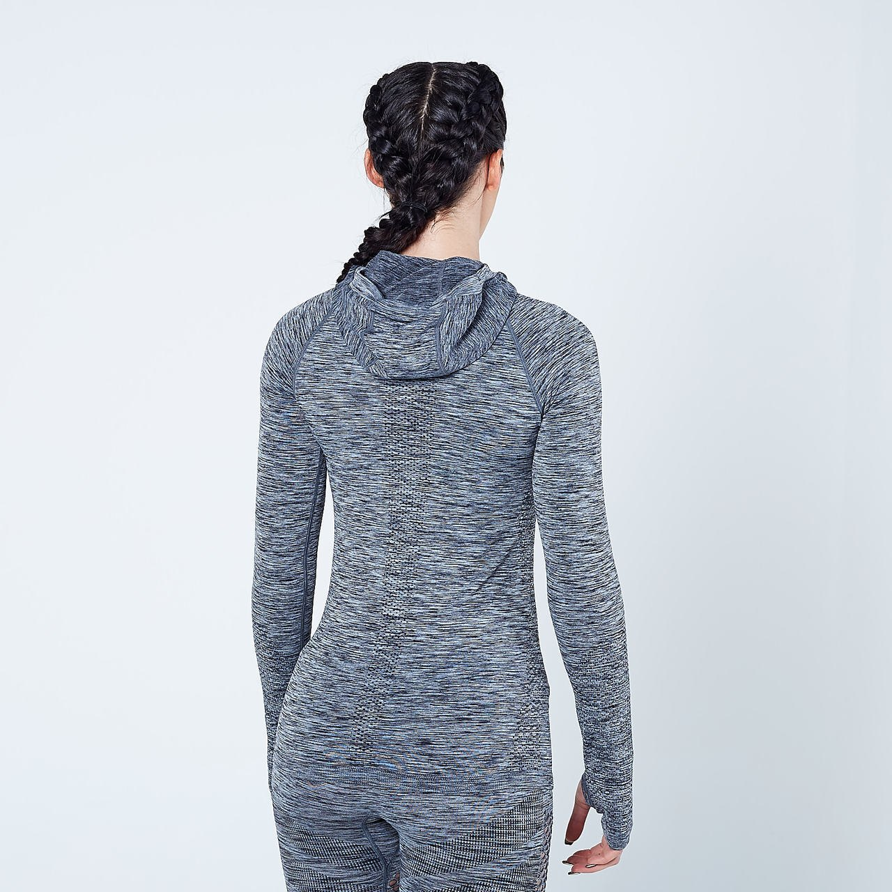 Women's Physiq Apparel - HyperKnit Pullover - Graphite