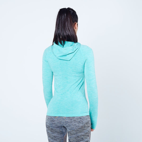 Women's Physiq Apparel - HyperKnit Pullover - Mint