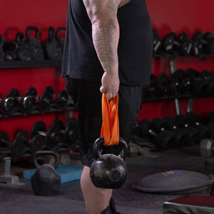 Pro Light Resistance Latex Workout Band - Orange
