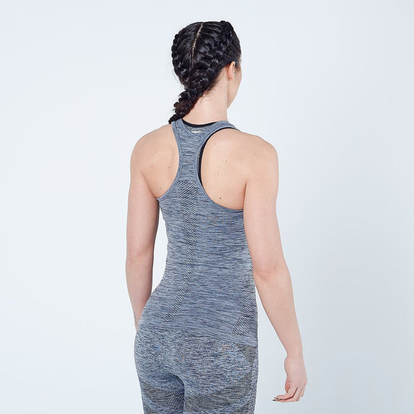 Women's Physiq Apparel - HyperKnit Tank Top - Graphite