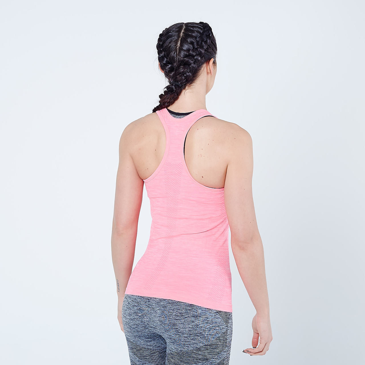 Women's Physiq Apparel - HyperKnit Tank Top - Ultra Fuchsia