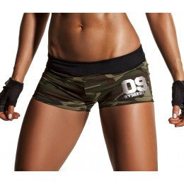 Ryderwear Womens Shorts - Camo