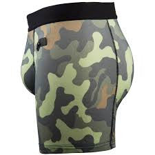 "Men's Frigo Wear - Mesh Style Boxer Briefs - Camo - 3"" Inseam"