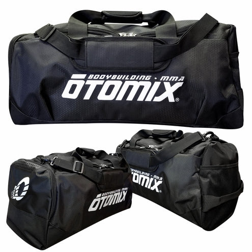 Otomix - Gym Duffle Bag - Black