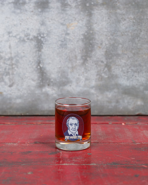 Aaron Burr Shot Glass