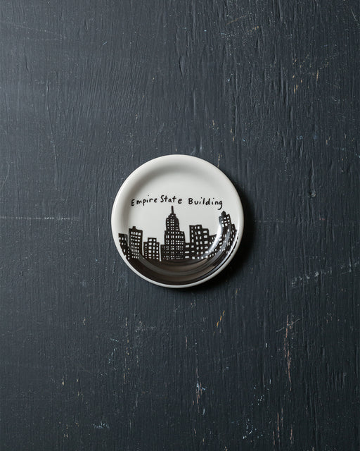 Empire State Building Mini Dish
