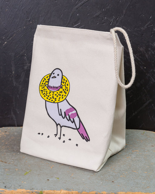 Pigeon Lunch Bag