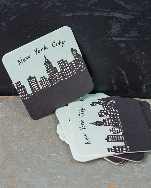 212 Coasters - Set of 10