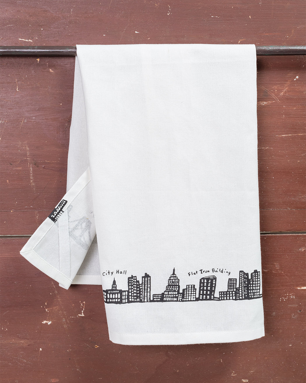 212 Skyline Dish Towel - Fishs Eddy