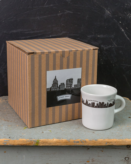 212 Mugs Gift Box - Set of 4