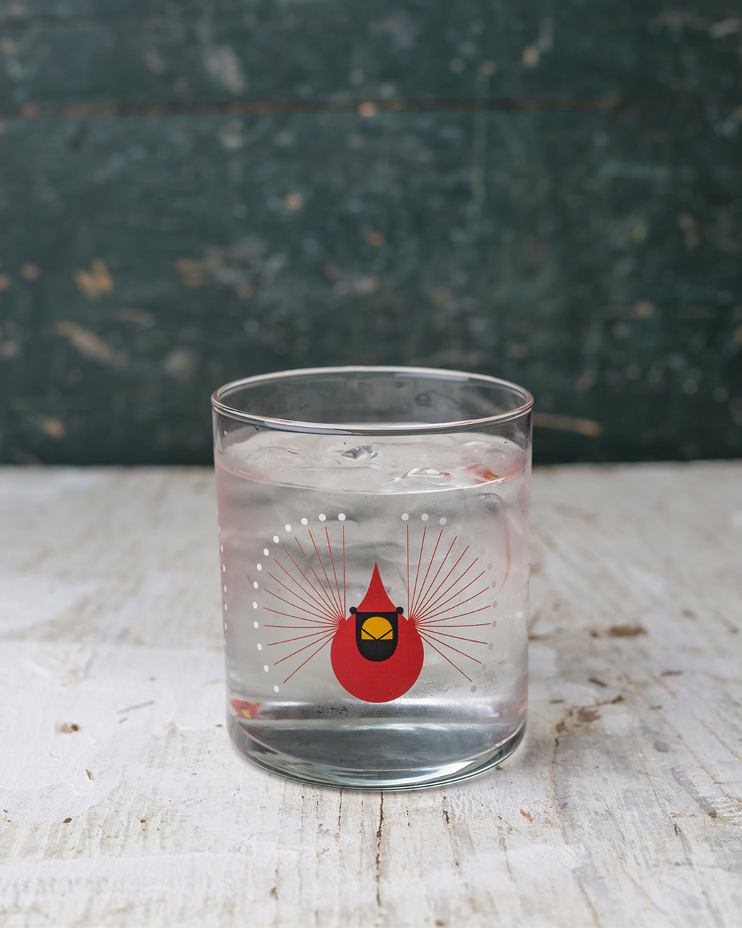 Cardinal Double Old Fashioned Glass - Fishs Eddy