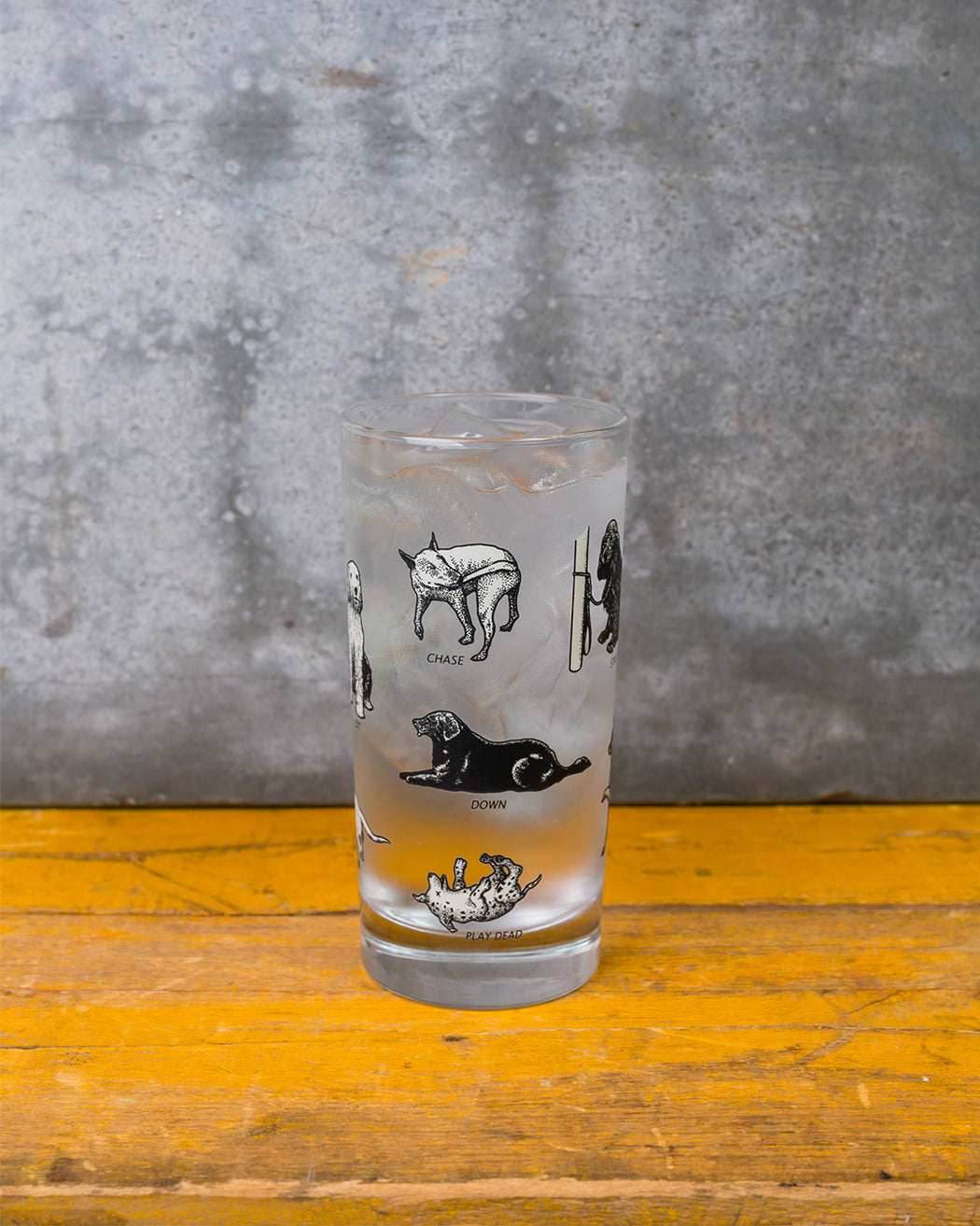 Dogs Glass - Fishs Eddy