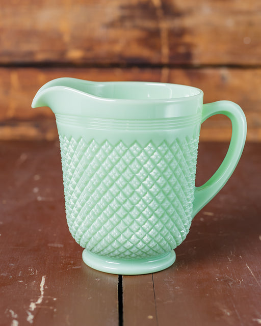 Addison Pitcher - Jadeite