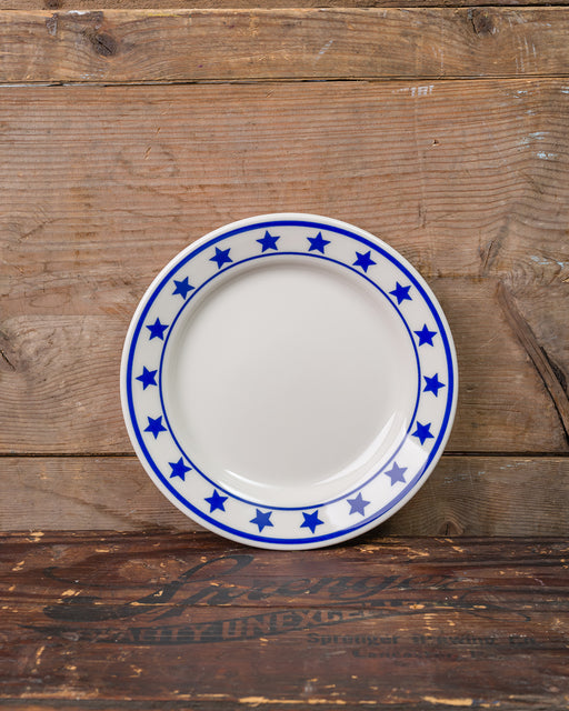 Manhattan Blue Plate Special Side Plate