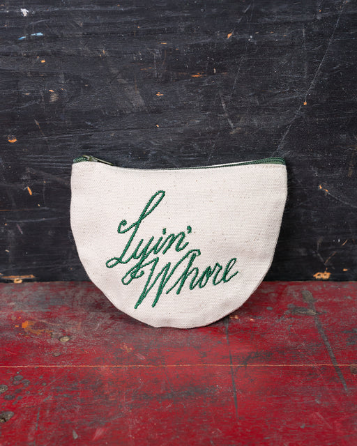 """Lyin' Whore"" Coin Pouch"