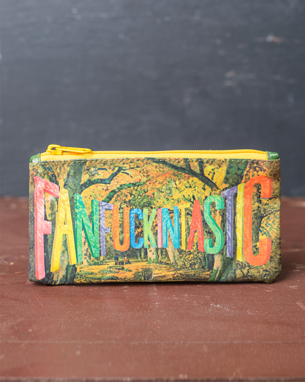 """Fanfuckintastic"" Pouch - Fishs Eddy"