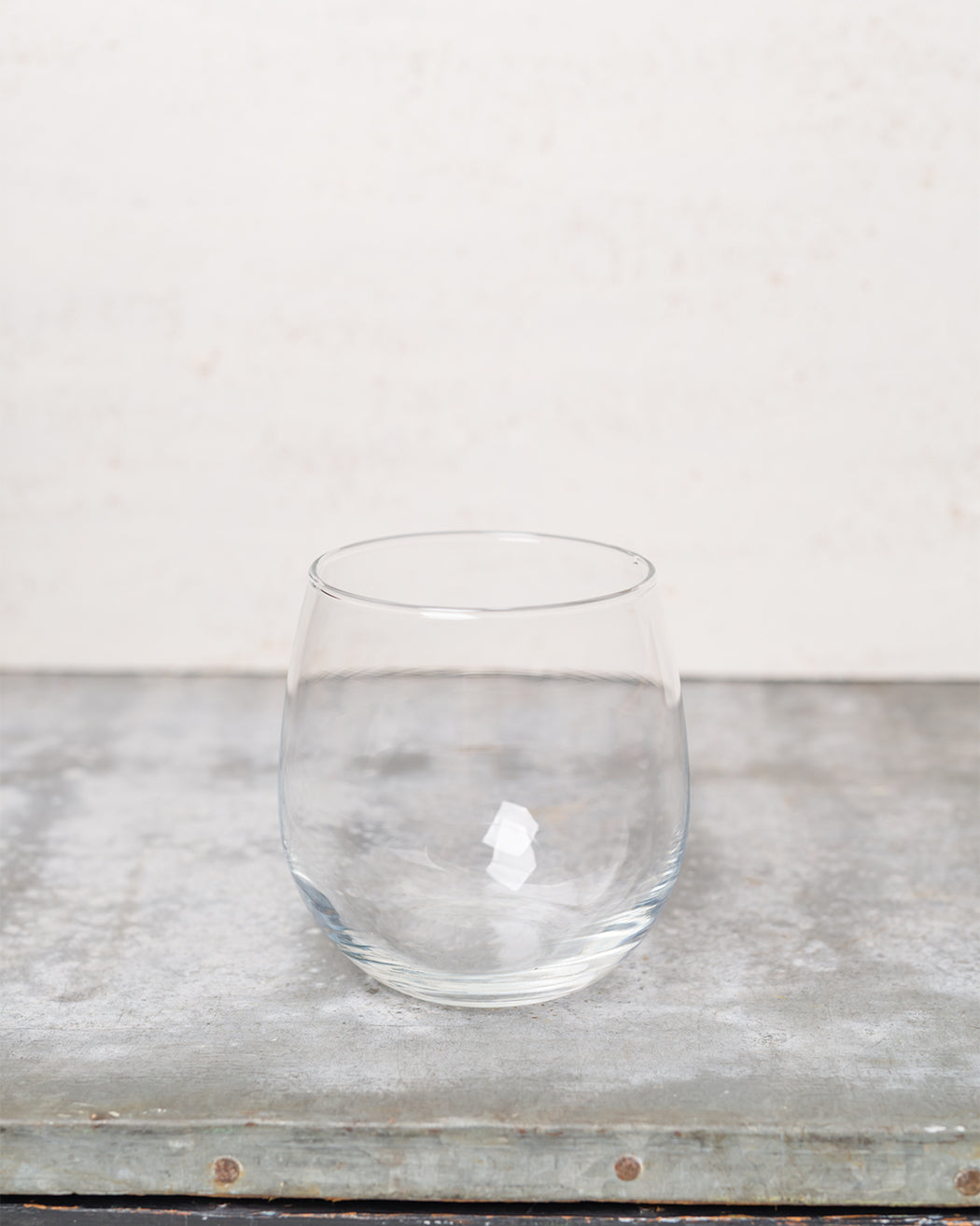 Stemless Red Wine Glass - Fishs Eddy