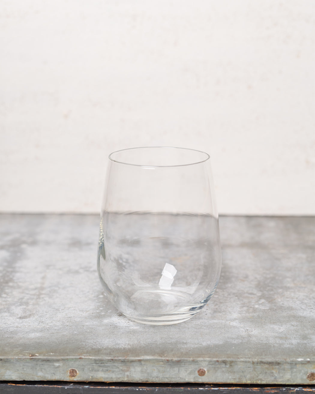 Stemless White Wine Glass - Fishs Eddy