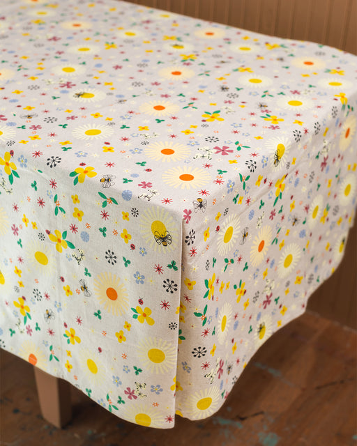 Floral Medley Tablecloth