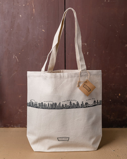 212 Tote Bag - Canvas