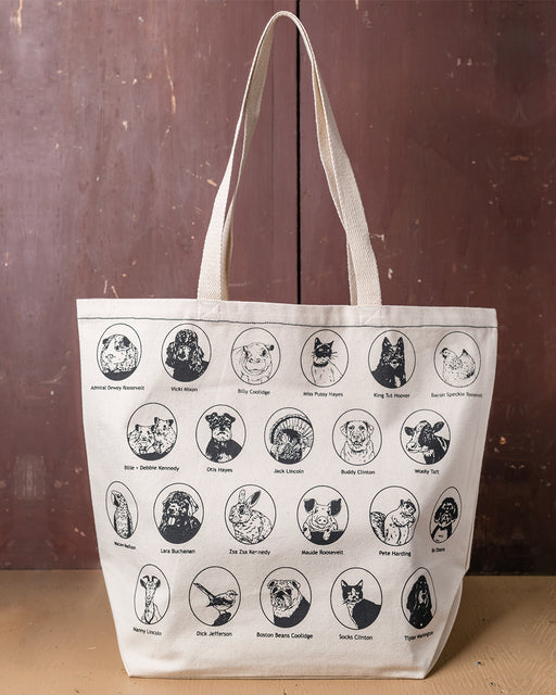 First Pets Tote Bag