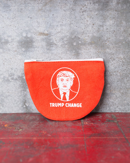 """Trump Change"" Coin Pouch"