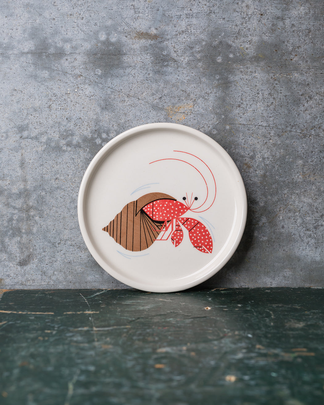 Hermit Crab Mini Dish - Fishs Eddy