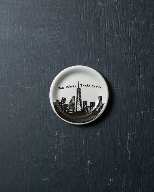 World Trade Center Mini Dish