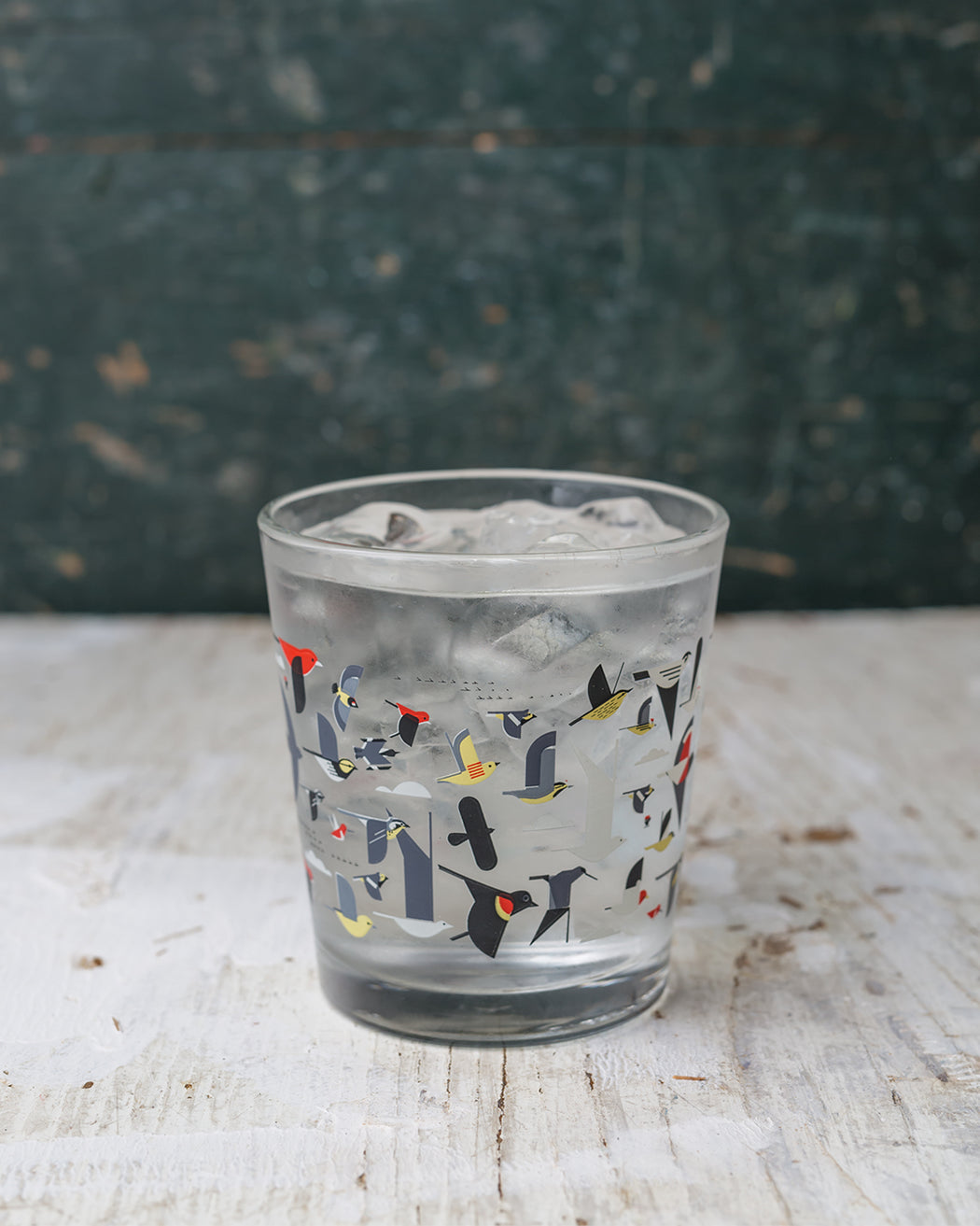Migration Double Old Fashioned Glass - Fishs Eddy