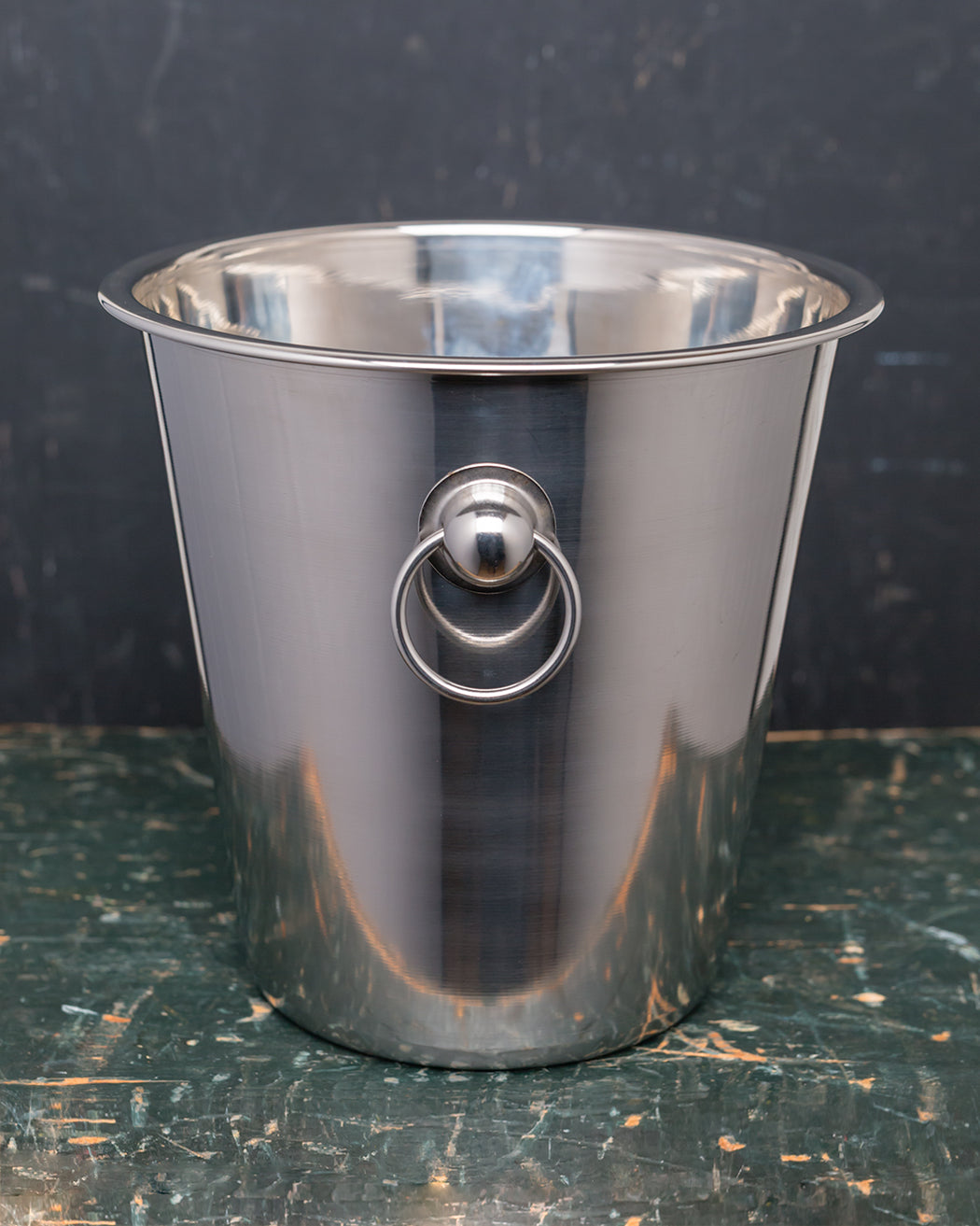 Stainless Steel Ice Bucket - Fishs Eddy
