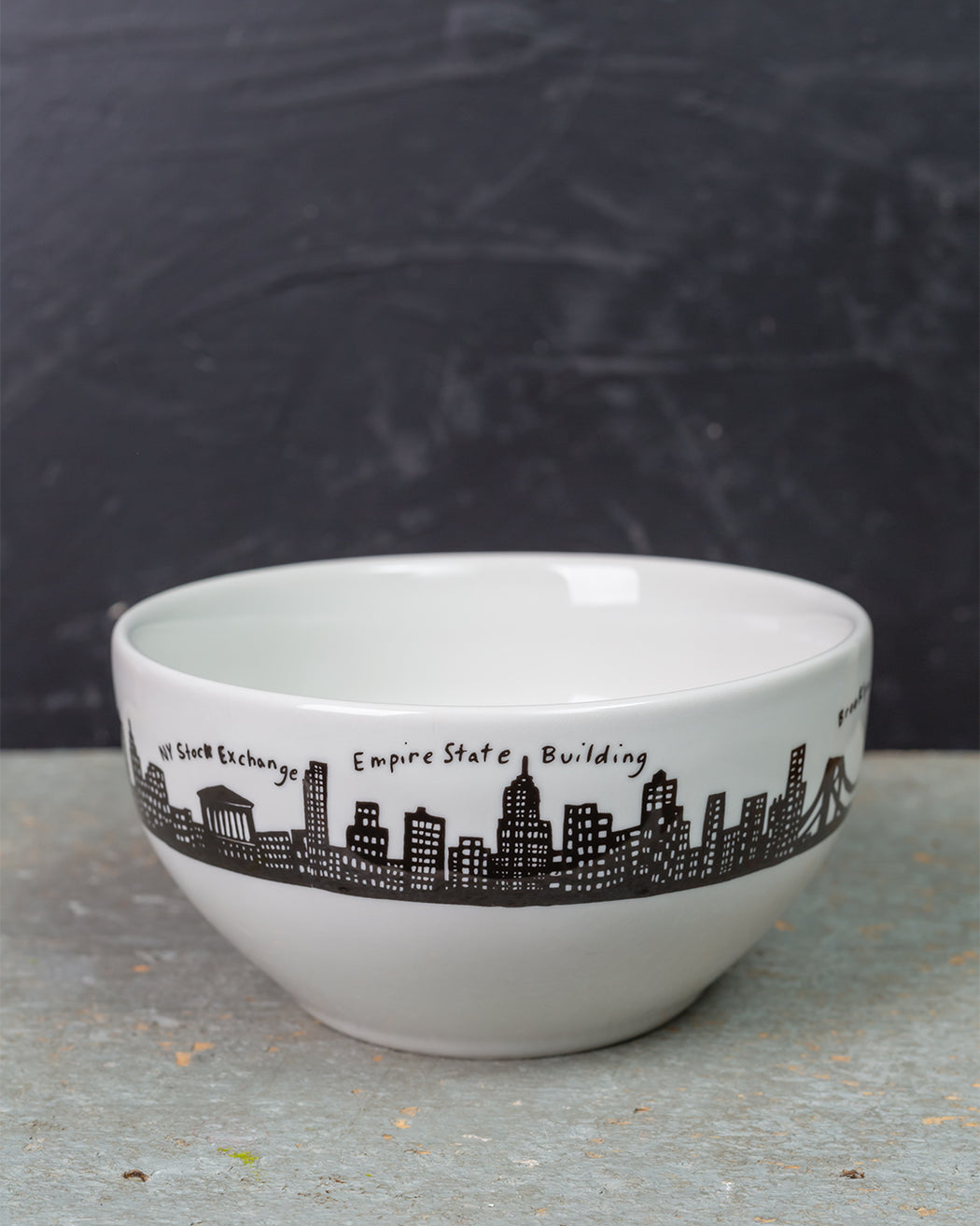 212 Cereal Bowl - Fishs Eddy