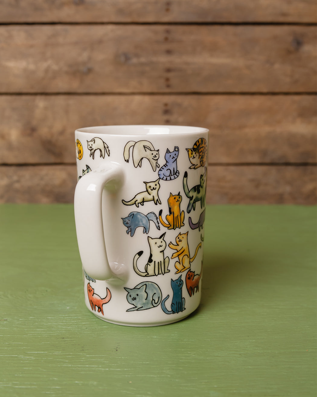 Cat Person Mug - Fishs Eddy