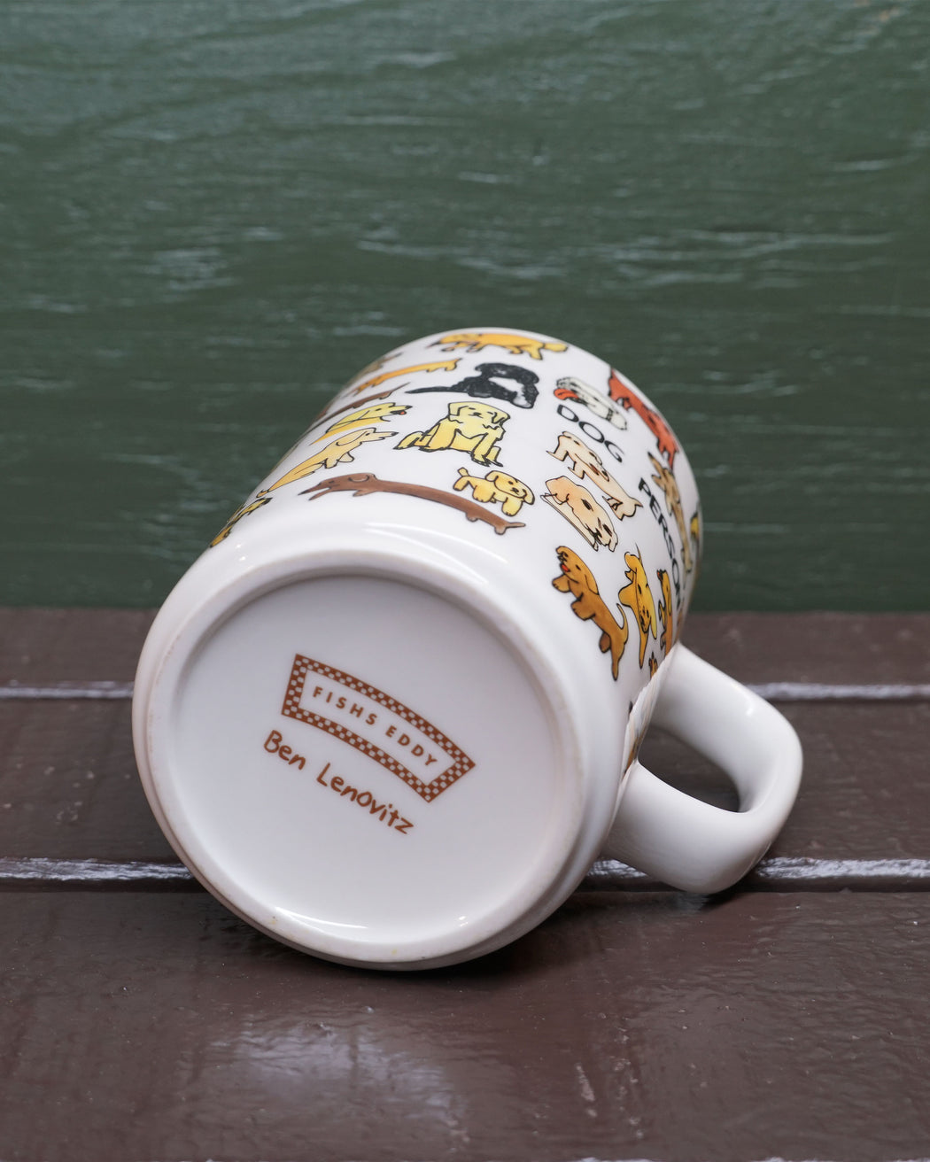 Dog Person Mug - Fishs Eddy